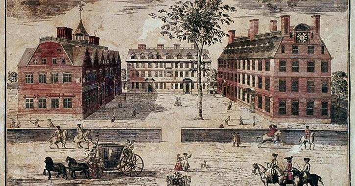 تاریخچه دانشگاه هاروارد