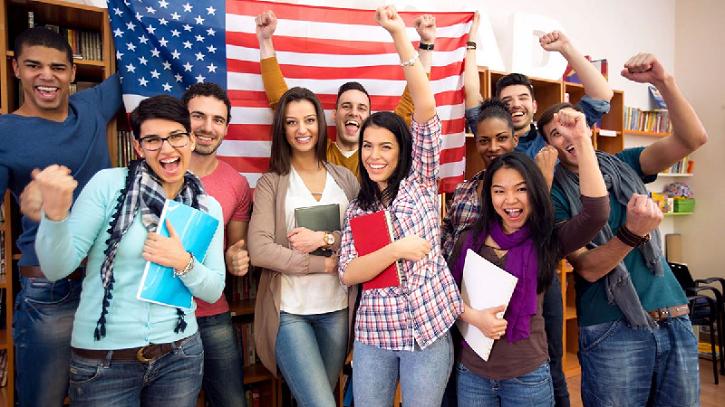 بورسیه های تحصیلی آمریکا
