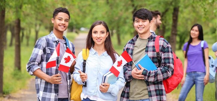 بورسیه های تحصیلی کانادا